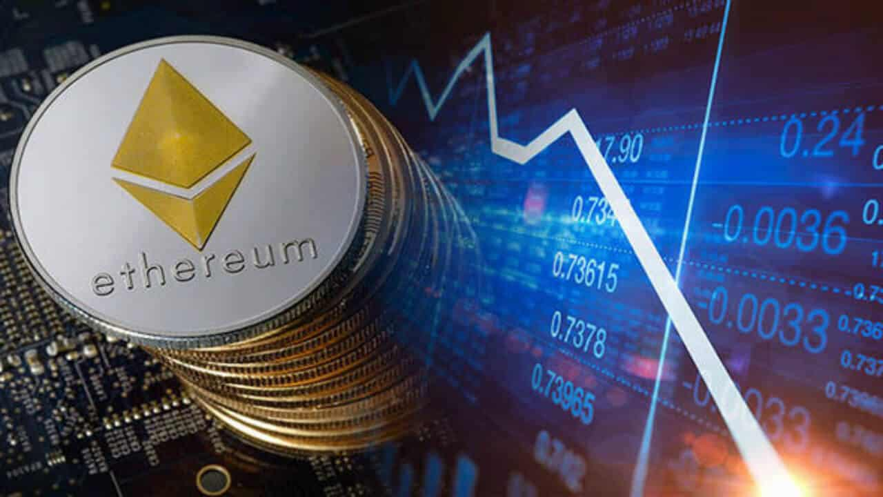 Ethereum Price Falls Significantly as Crypto Winter Continues to Grow More Frigid