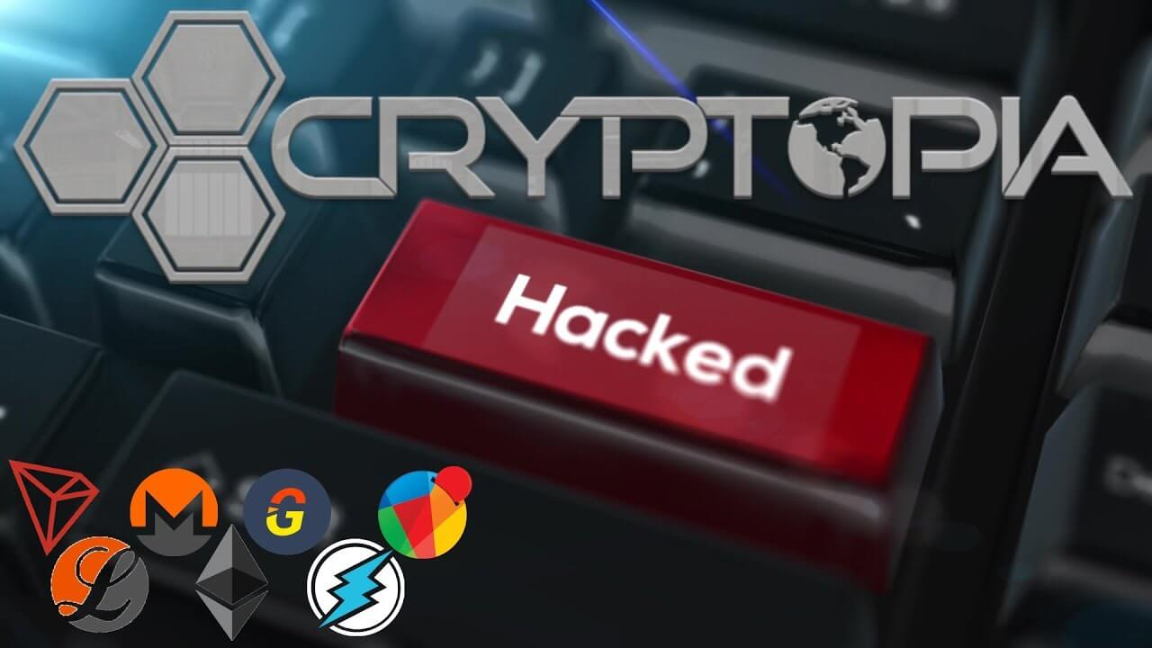 New Zealand Cryptocurrency Exchange Cryptopia's Hack Continues