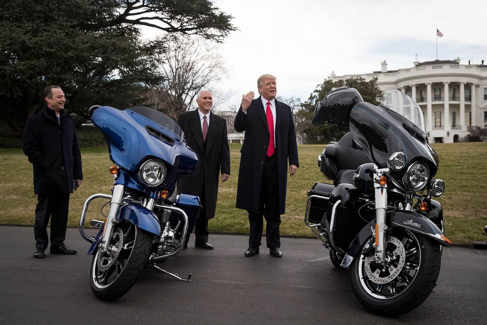 Trump's Trade War Tariffs Cleans up Harley-Davidson's Profits