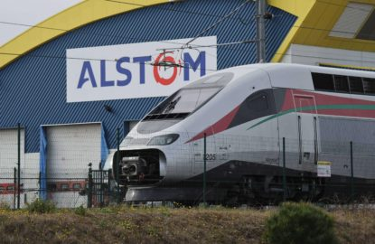 EU Blocks Rail Merger