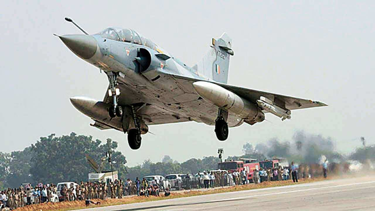 Nifty and Sensex Ends Low Due to Air Strike on Jaish Terror Camp by India