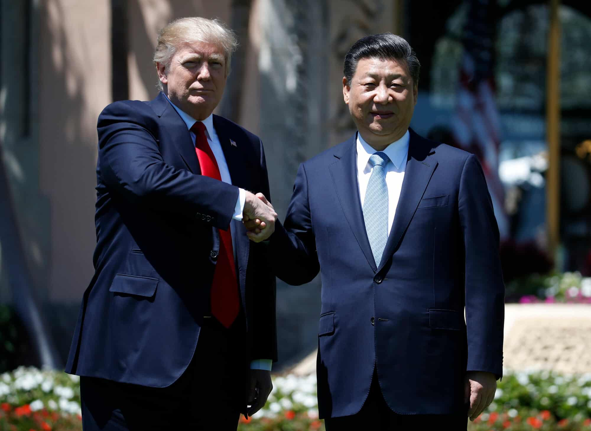 Progress Reported In U.S – China Trade Talks