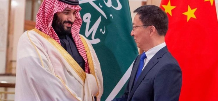 Saudi Economy Has 'Enormous Potential,' Says China