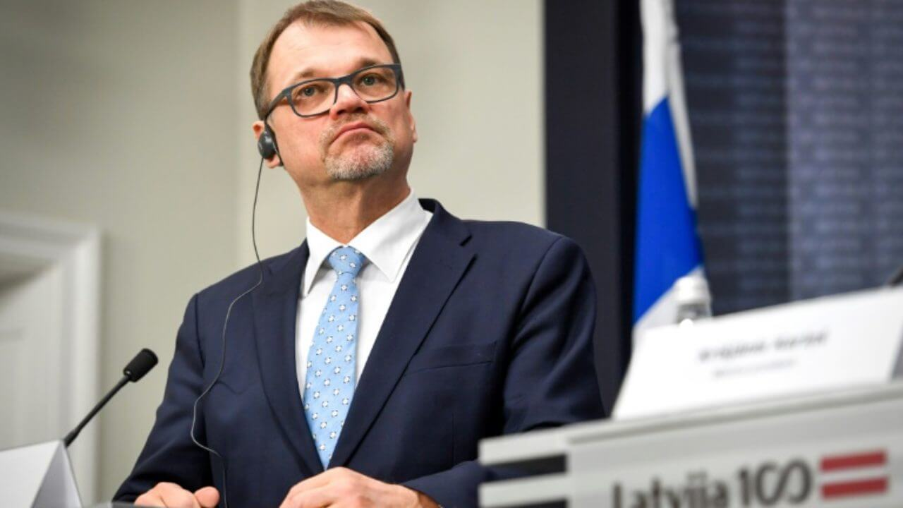 Government of Finland Resigns; Fails to Pass the Social and Health Care Reform