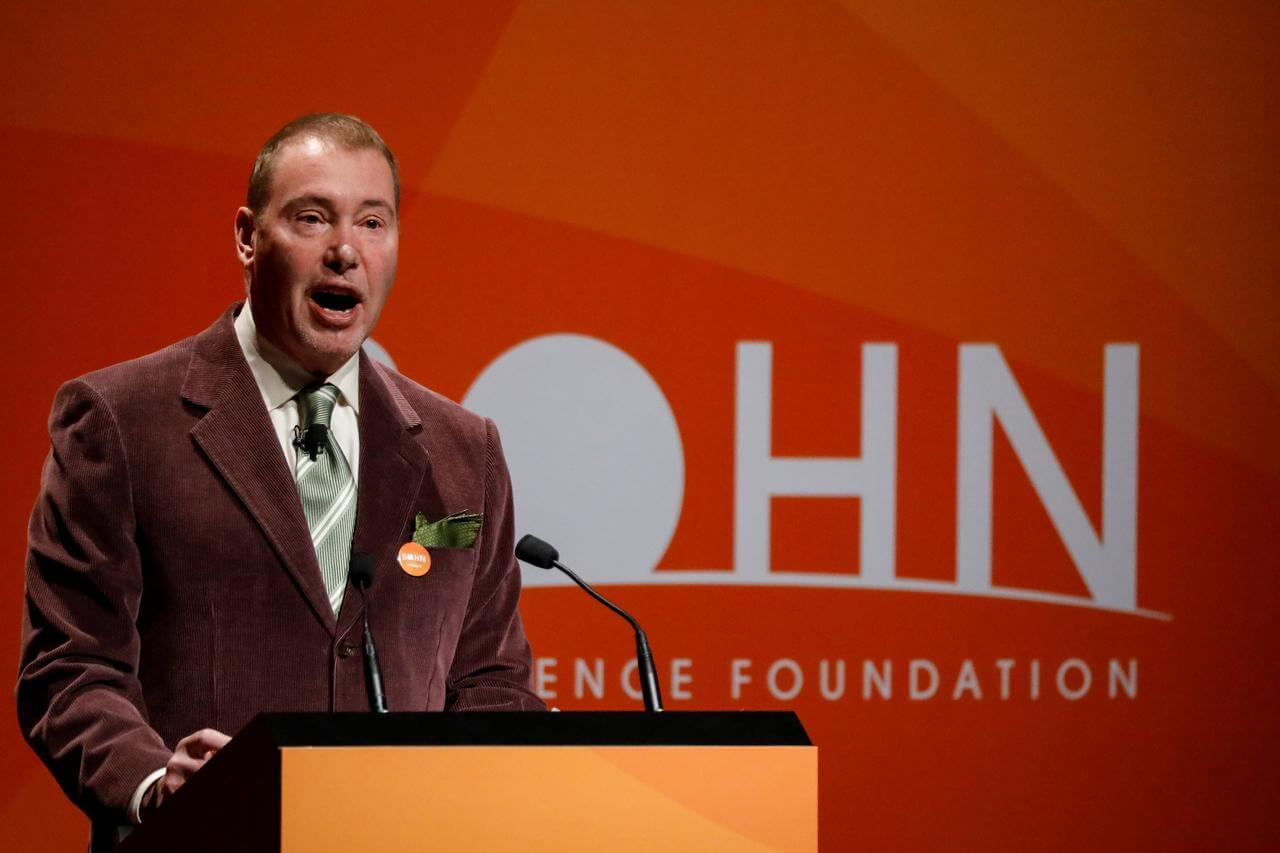 Jeffrey Gundlach: Modern Monetary Theory is a Crackpot Idea!