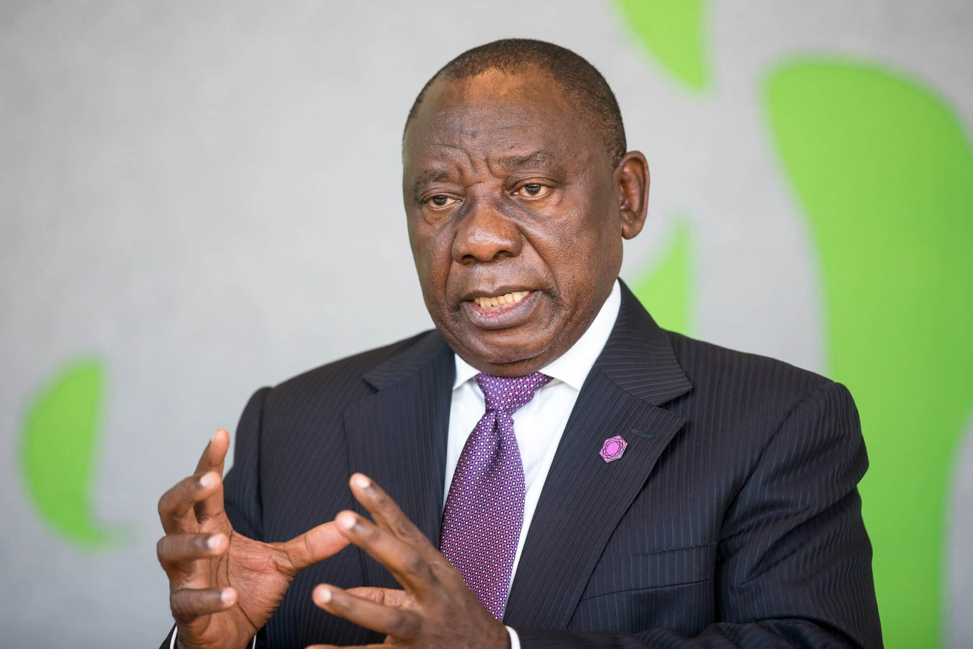 President Ramaphosa Determined to Nationalise South Africa's Central Bank