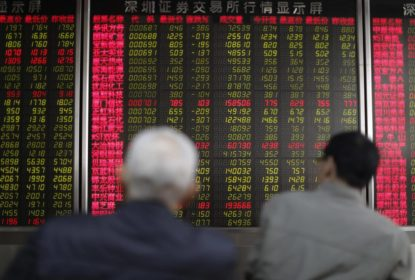 Asian Shares Reach 7