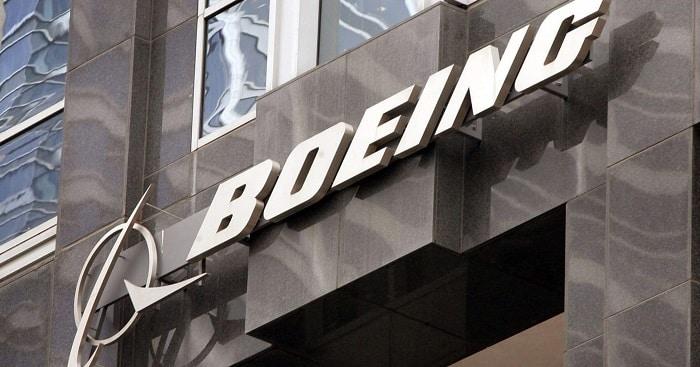 Boeing Sued