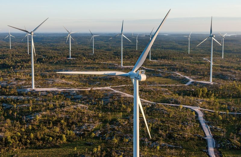 Eolus Wind Farm