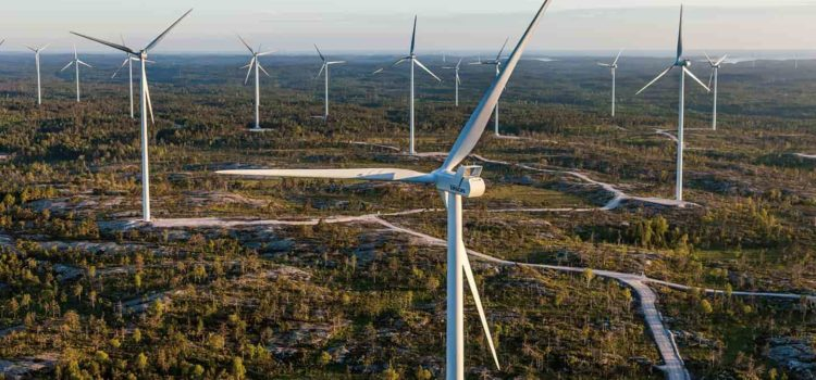 Eolus' 47 MW Repowered Wind Farm to be Bought by Amazon