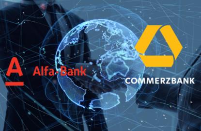 Alfa-Bank & Commerzbank partner for trade finance project via Marco Polo