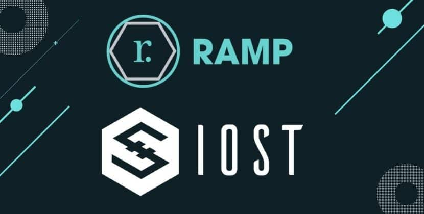 Liquidity Solution RAMP DEFI Unveils rStake for IOST Users