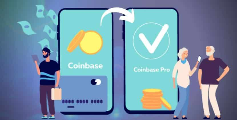 Transfer Money from Coinbase to Coinbase Pro